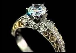 Traditional Italian Engagement Ring - Bing Images