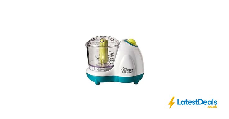 Tommee Tippee Baby Food Blender Save £6, £14.99 at Amazon UK