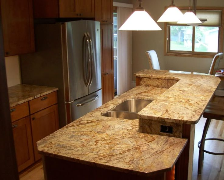 Best Granite Countertops Images On Pinterest Kitchen Ideas