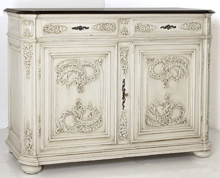 Glazed White   Gorgeous · Distressed FurnitureHand Painted ...