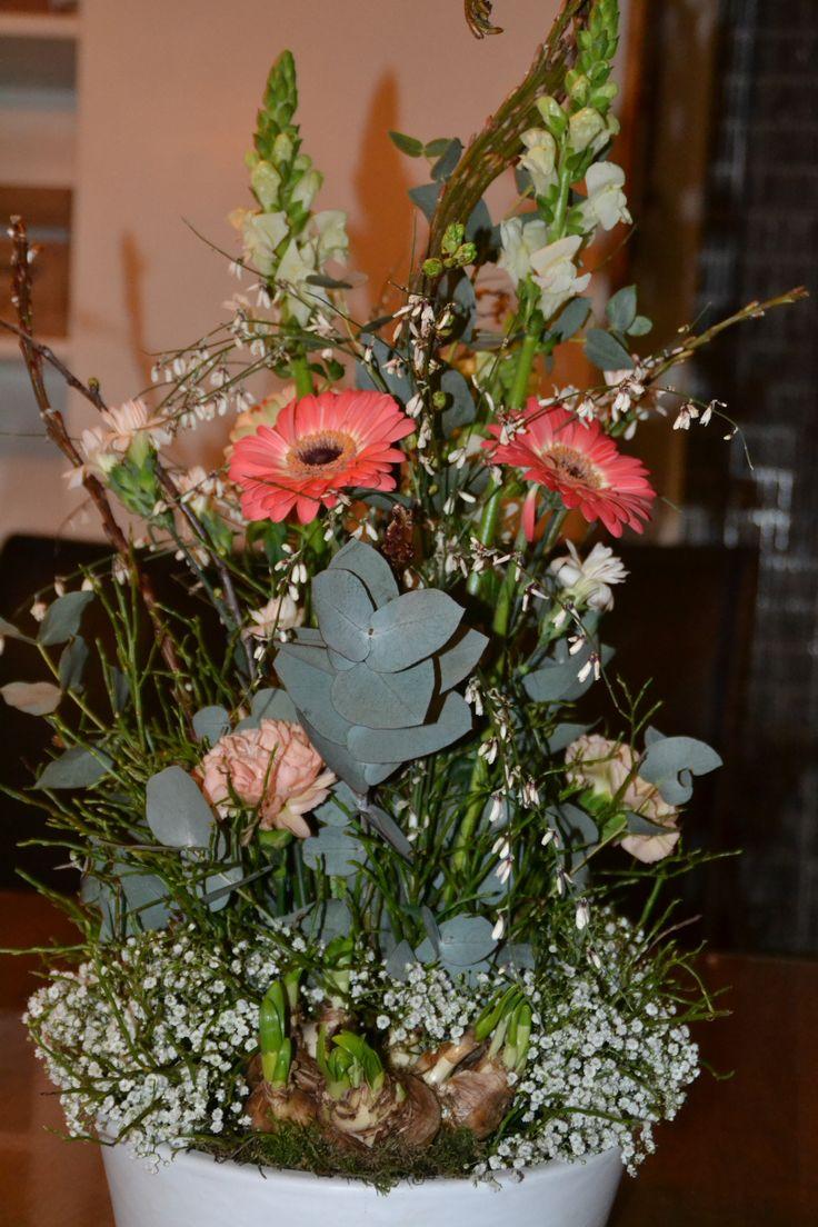 vegetatief bloemstuk