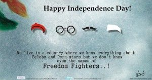 """All we know about India and its Independence is the paragraph below and we know it so nicely like as a kid we knew """"Gaay hamari mata hai"""" poem by-heart…  """"India  is celebrating its 68th Independence day today i.e on 15th August, 2014. A very important day in the history of our country as on 15th Aust 1957"""
