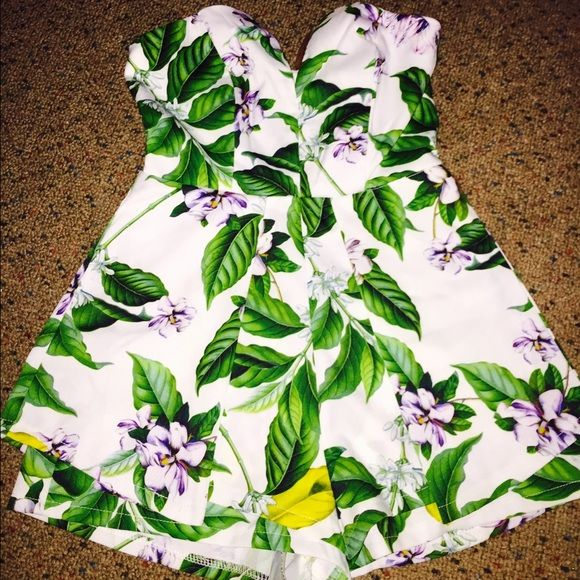 LF Rumor Boutique XS Strapless Playsuit Never worn, XS, Comes with tags and with optional strap LF Dresses