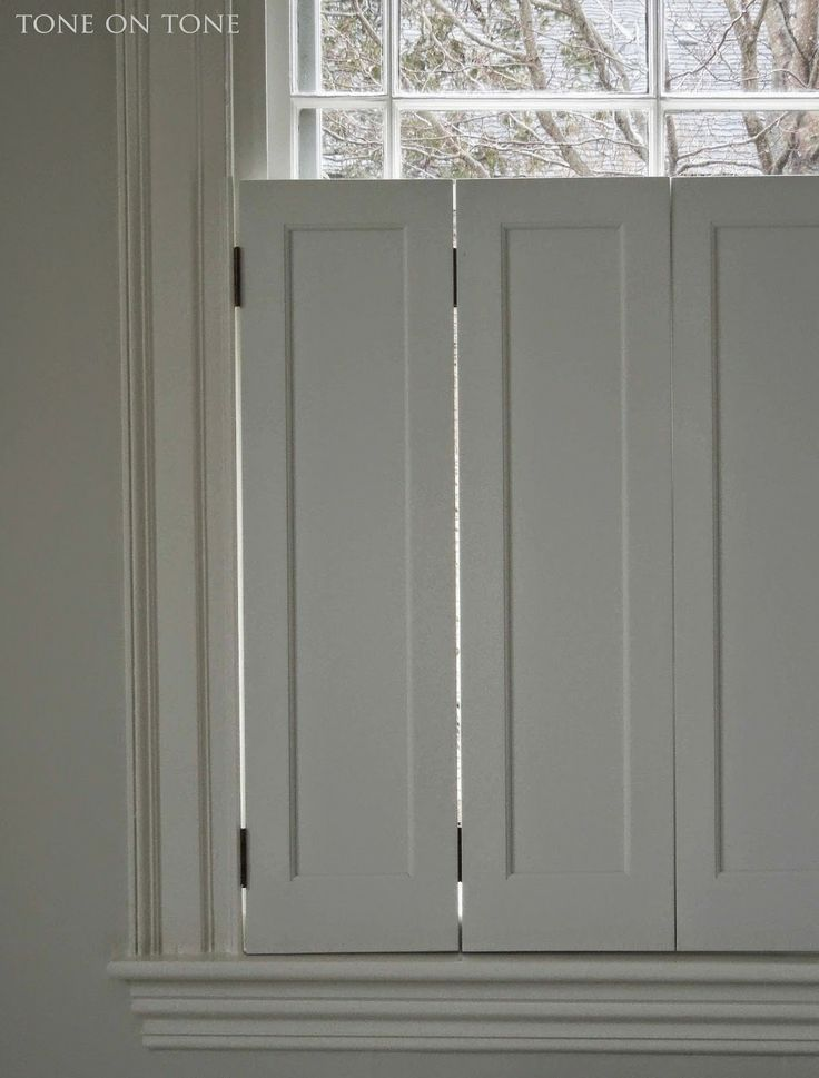 10 best solid wood panel shutters images on pinterest - Unfinished wood shutters interior ...