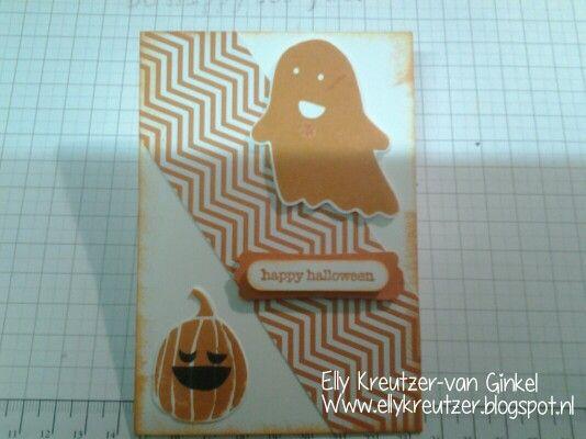 Halloween kaart