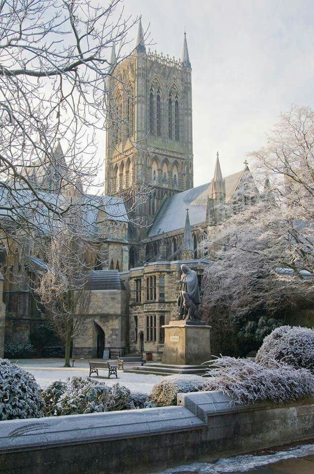Lincoln Cathedral | Lincolnshire https://lincolncathedral.com