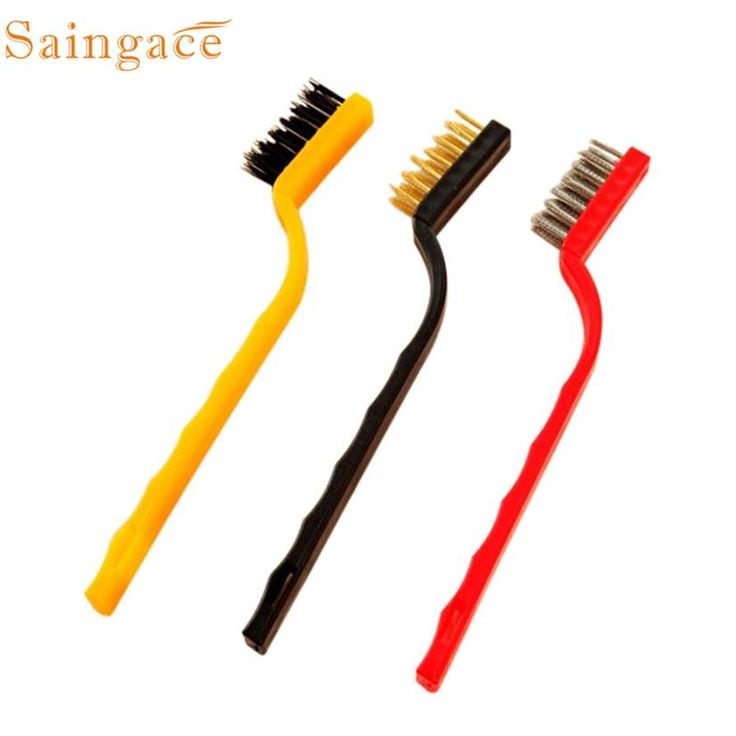[Visit to Buy] Small Brush Set Cleaning Brushes For Car Kitchen Gas Stove Cepillos de limpieza para la cocina del coche Estufa de gas #6 #Advertisement