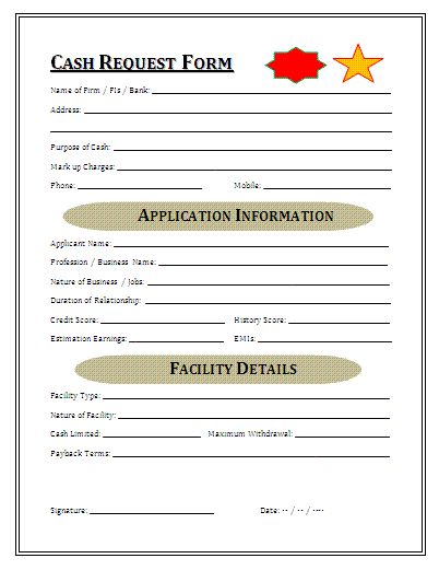 Excel Request Form 20 Best Simple Order Form Template Word Images