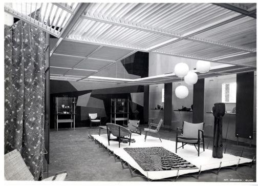 1951. IX Triennale di Milano-丹麥展區