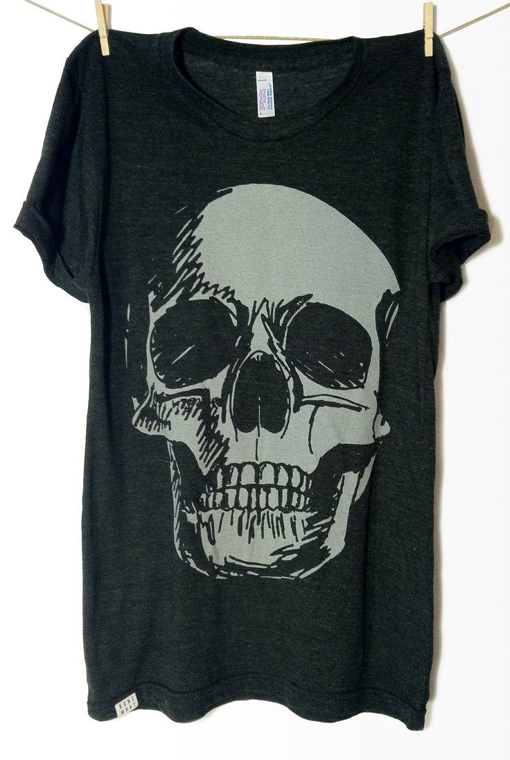 I just want a cool skull shirt.
