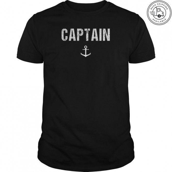 Pair With Boat Captain Gifts Like Boat Captain Hat Boat Captain Chair And Other Boat Captain Accessories Captain Shirt Novelty Tshirts Shirts