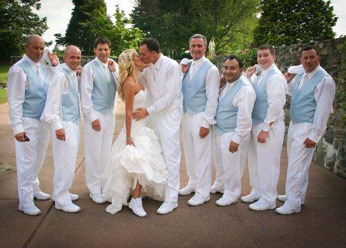 Air Jordan Wedding Pictures