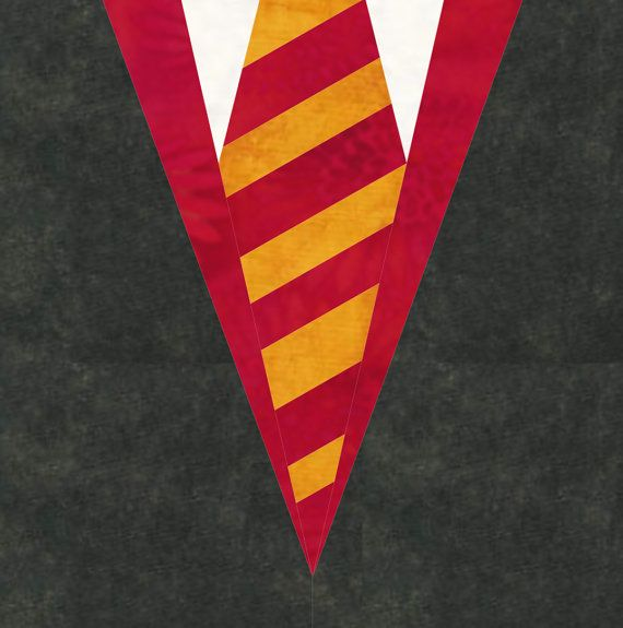 Hogwarts Gryffindor Uniform Robes  Harry Potter  by PopularQuilt
