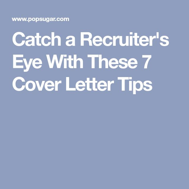 Best 25+ Cover letter tips ideas on Pinterest Job search, Resume - avoid trashed cover letters