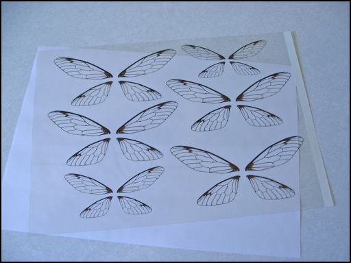 Untitled Page. This is another tutorial on how to make fairy wings.