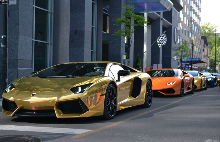 Top 25 Downtown Montreal Exotic Car Spotting Pictures During Grand Prix 2015 Weekend | MTL Blog
