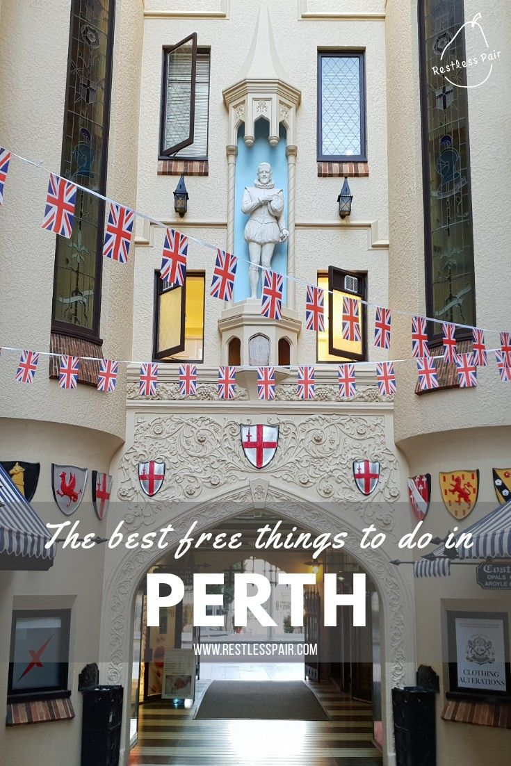 Free Things To Do In Perth Wa Free Things To Do Free Things Us Travel Destinations
