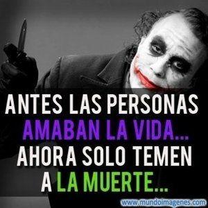19 Frases del Joker Cargadas de Reflexión y Verdad - Taringa!