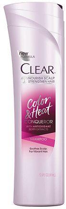 Clear Color & Heat Conqueror Shampoo
