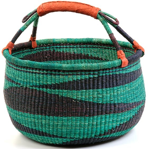 Basket Weaving Ghana : Best ideas about woven baskets on indoor