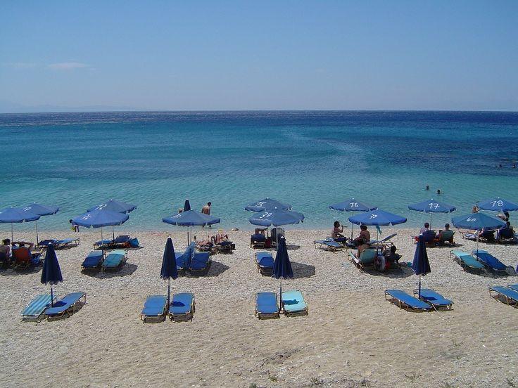 Enjoy the sun and the sea on Lesvos island