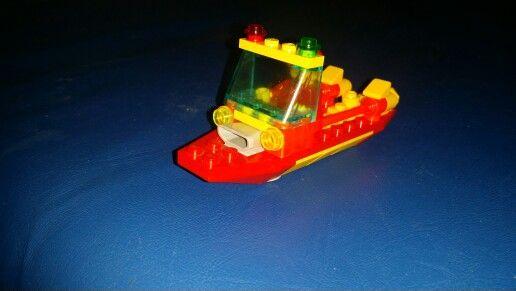 Boat. #lego #lego15min