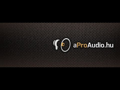 aProAudio Demo Hun, Sk, Eng, Ro