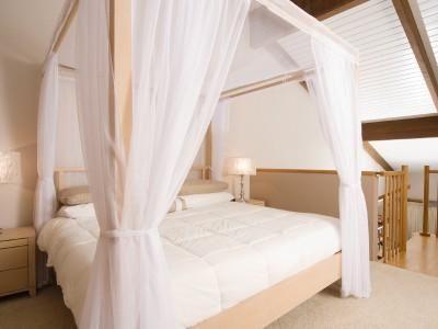 The 25 Best Girls Canopy Beds Ideas On Pinterest
