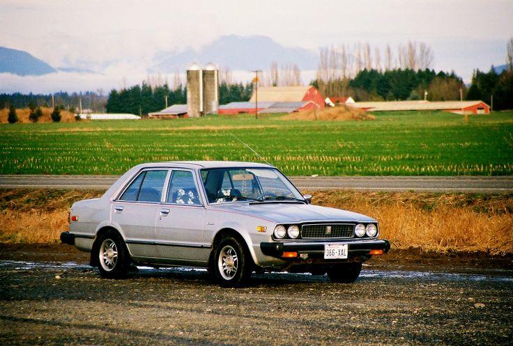1979 Honda Accord. Very cool little classic.