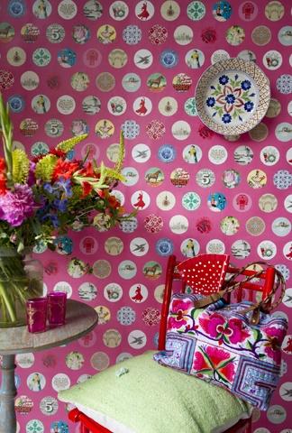 Room Seven Wallpaper Travel Memories 2013 | PR4Kids (http://pr4kids.nl/room-seven-behang)