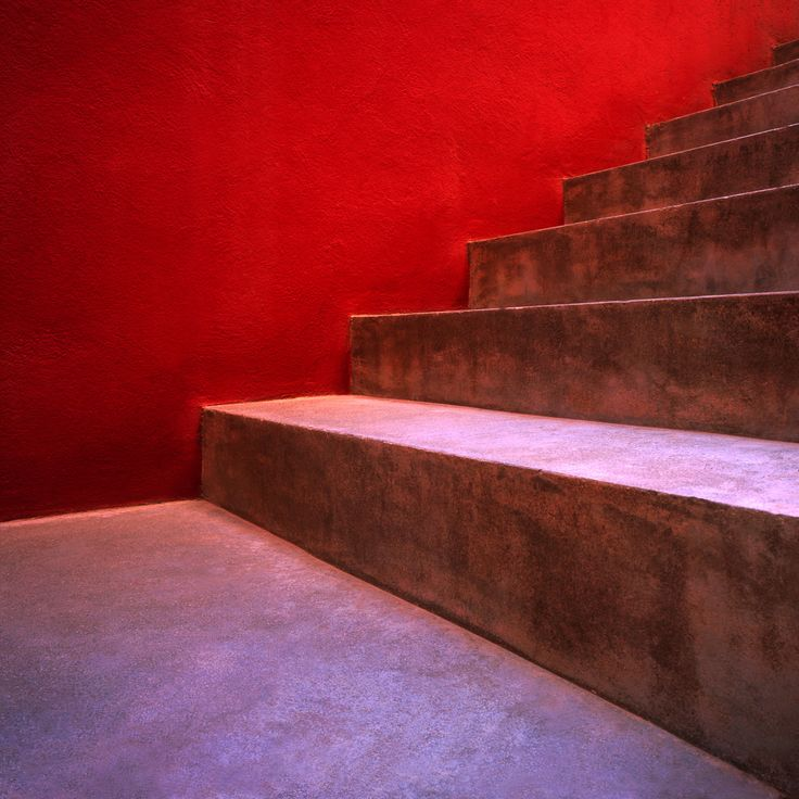 Ricardo Bofill, la Muralla Roja, 1968- 1973, Calpe, Alicante, Spagna