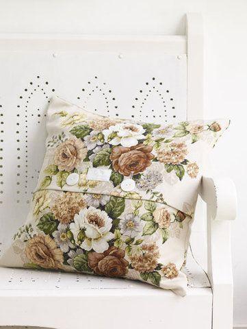 cushion loveliness... :)