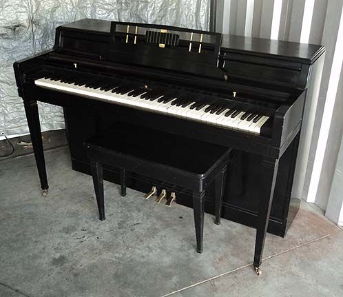 SOLD-SOLD-SOLD--WURLITZER SPINET PIANO $599 Includes FREE DELIVERY to the 1st floor in New England. Tuned and ready to go. Rob Ambrosino Piano Tuner-Techician - 33 years experience. http://www.pianoanswers.com