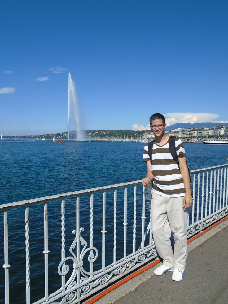 Fotografía: Wirber Hernandez - Ginebra - Circuito Panorama Europeo