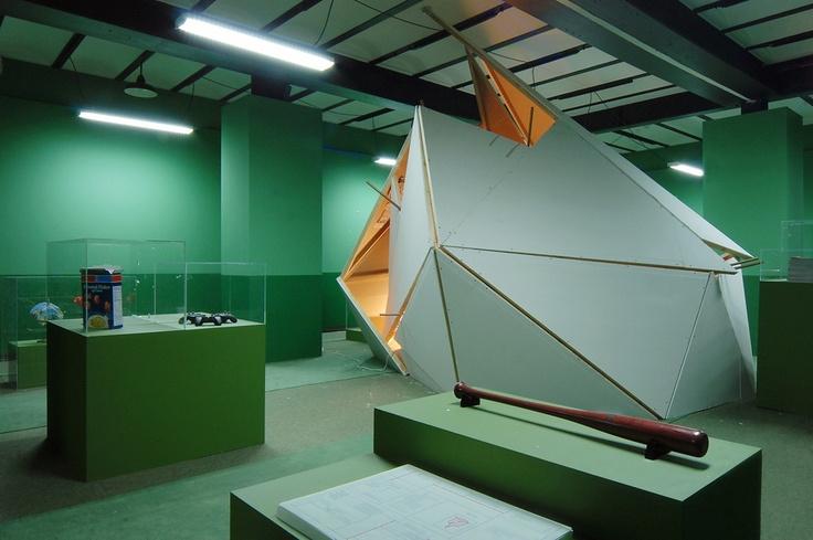 UNCLEHEAD  Alexandre Singh & Rita Sobral Campos - Polyhedron