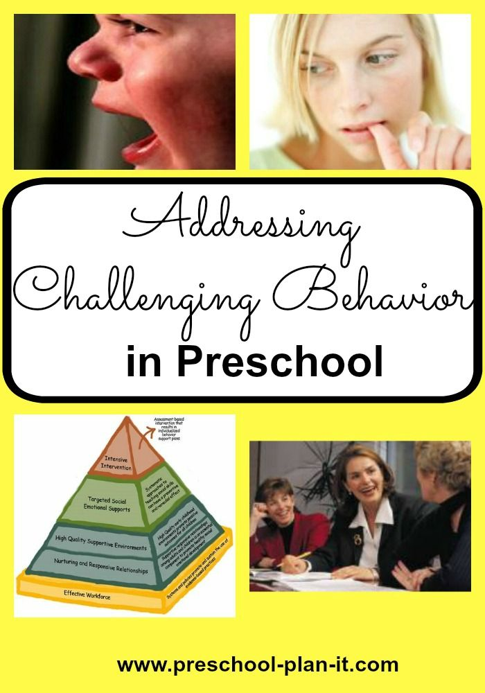Handling Challenging Preschool Behavior:     We have many children in our classroom.  Within our group of children, we have many…
