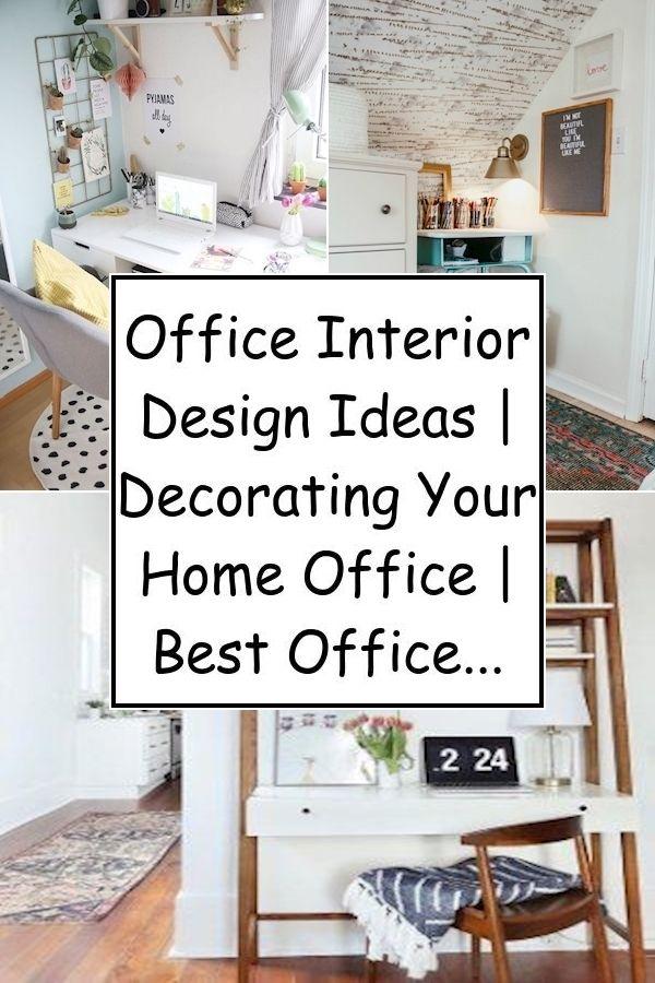 Office Interior Design Ideas Decorating Your Home Office Best Office Decorating Ideas Feminine Home Offices Office Interior Design Home Office Decor