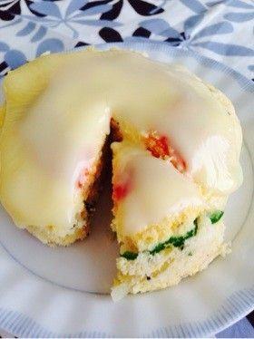 おから蒸しパン☆ピザ味 by カリメロさま 【クックパッド】 簡単おいしいみんなのレシピが284万品