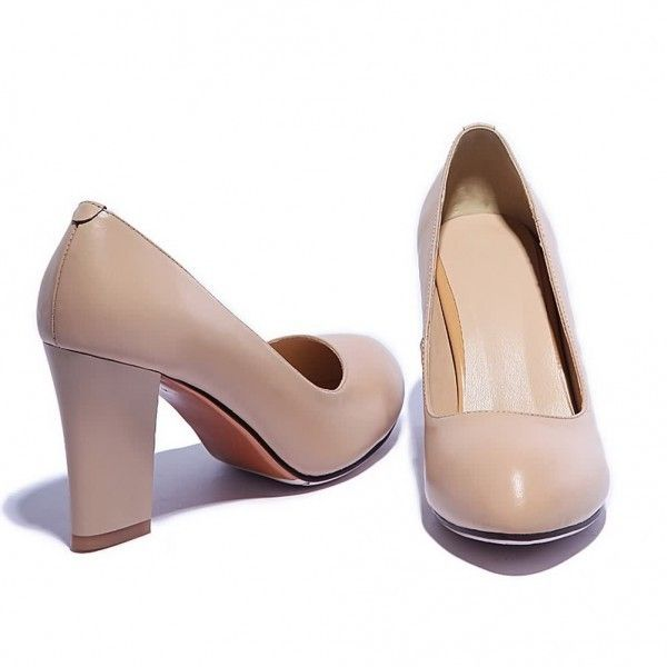 What Will Cut Very Thick Leather Shoe Heels