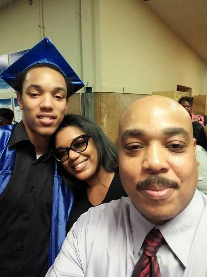 Pershing high school graduation 2016