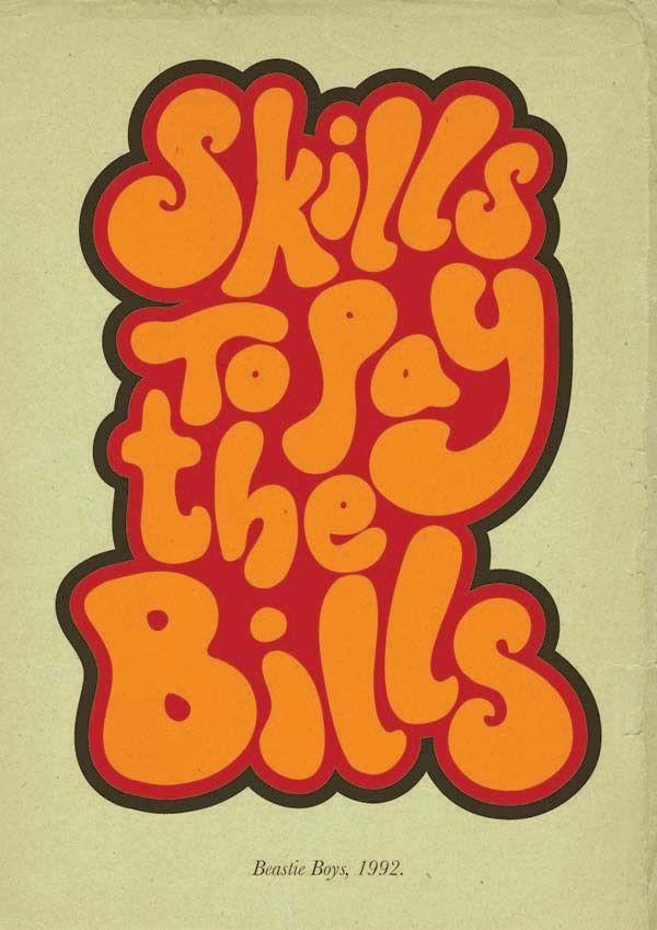 Hip Hop Quote Posters by Ollie Saward, via Behance http://rogerburnleyvoicestudio.com/