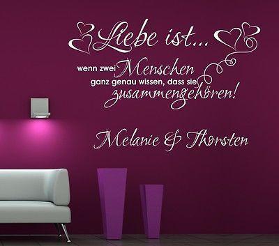 20 best Wandtattoo images on Pinterest Deko, Live and Quotes - wandtattoo für wohnzimmer