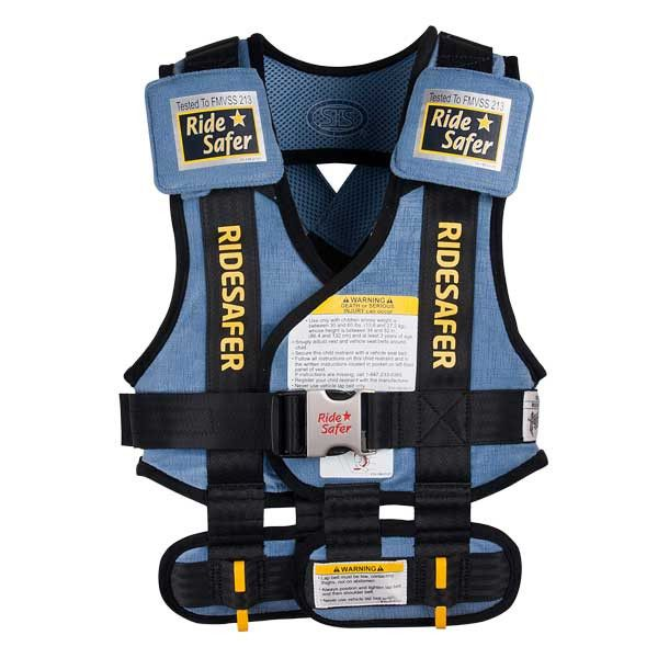 Ridesafer 3 Travel Vest Products Travel Car Seat