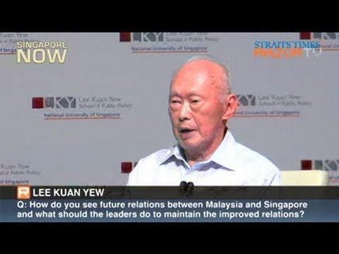 Lee Kuan Yew: Complex baggage between Singapore & Malaysia (Pt 2)