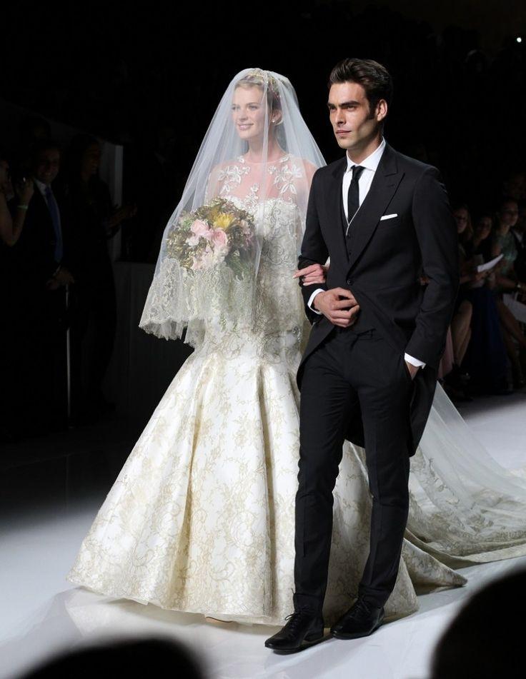 pronovias 2014 | abiti da sposa | abiti da sposa pronovias | sfilata pronovias 2014 | bride barcelona | idee vestiti da sposa | mi sposo (1)