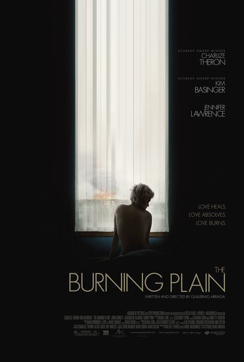 "MP386. ""The Burning Plain"" Movie Poster by The Refinery (Guillermo Arriaga 2008) / #Movieposter"