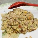 Luby's Cornbread Stuffing - Best in the world