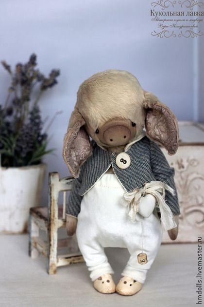 Мишки Тедди ручной работы. Ярмарка Мастеров - ручная работа Егорка. Handmade.