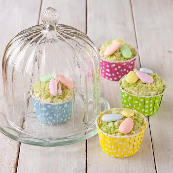 55 best vegan easter basket ideas images on pinterest easter easter basket cupcakes from recipe renovator gluten free vegan refined sugar free negle Image collections
