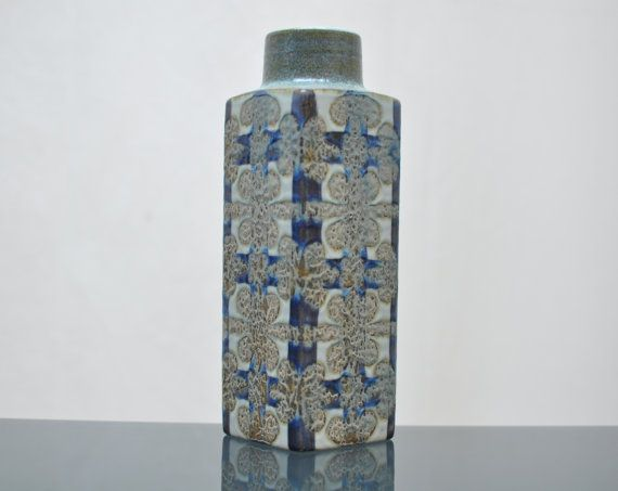 Royal Copenhagen Fajance vase - 711/3455 - Nils Thorsson - BACA